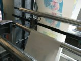 Impresora de Flexography de 4 colores para que rodillo de papel ruede la película plástica (NX4)