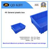Recipiente plástico geral da caixa de armazenamento da modificação X44