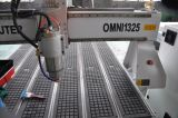 Omni 알루미늄 아크릴 MDF 조각을%s 1325년 CNC 기계