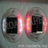 Strada solare della vite prigioniera della strada di visibilità LED della plastica 360