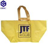 Pp Woven RPET Nonwoven Shopping Bag Coated con Printing Film