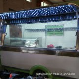 Hotdog, de Bestelwagen van het Voedsel van de Verkoop van de Pizza voor Kleine Onderneming