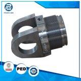 Kundenspezifische Präzision schmiedete S45c hydraulische Stahlteile für Industrie