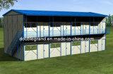 Casa prefabricada de la instalación económica y fácil/casa modular