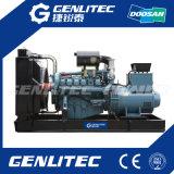 50Hz het Open Type 120kVA van Diesel Doosan Reeks van de Generator (GDS120)