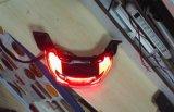 L'arresto/autorizzazione/piatto Lm-112 chiaro E4 ccc dell'indicatore luminoso della coda del motociclo hanno certificato