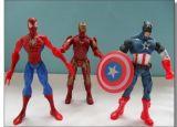 Plastique de haute qualité promotionnel 3D PVC action Cadeau de figurines (PT-D003)