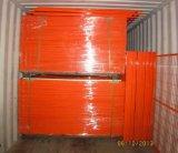 6ftx10FT粉によって塗られるカナダの一時塀か携帯用構築の塀
