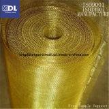 Cu65-Brass Leinwandbindung-Maschendraht