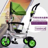 Cor 2016 fresca da venda por atacado 4 de China triciclo de giro de 360 graus para miúdos