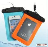 Оптовое вспомогательное оборудование телефона TPU франтовское делает аргументы за водостотьким iPhone5S