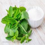 Естественная выдержка Stevioside 90-98% Stevia подсластителя