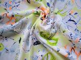 Polyester/de Stof van het Kledingstuk van de Zomer Spandex/Satin/Chiffon/Jacquard/Printing/
