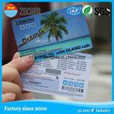 선전용 창조적인 PVC 공백 자석 RFID 카드