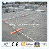 電流を通されるか、または電気浸る熱い電流を通された一時塀