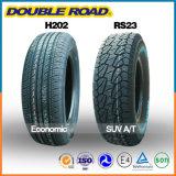 Neumáticos portuarios del invierno del neumático 4X4 de Goldway de la rueda 265/70-17 del carro de jardín de Qingdao