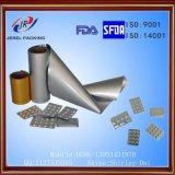 中国のPA/Al/PVC Alu Aluホイルの製造者
