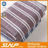 Materias textiles de lino teñidas hilado del hogar de la tela del algodón