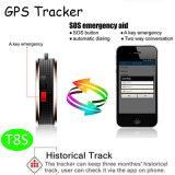 リアルタイムの追跡の個人的なGPSの追跡者(T8S)