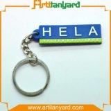 PVC personalizzato promozione Keychain con il regalo