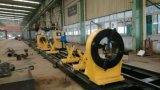 Machine de découpage de section de pipe et de cadre pour la fabrication en acier