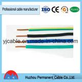 Fil électrique à un noyau isolé par PVC