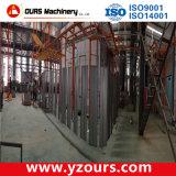 Линия покрытия изготовление порошка Yangzhou автоматическая