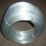 Grosser Ring galvanisierter Eisen-Draht