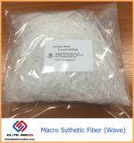 Конкретные синтетические Macro структурно волокна для инженерного сооружения