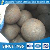 鉱山のボールミルの固体粉砕の球のための造られた鋼球
