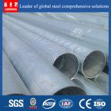 Tubo de acero galvanizado existencias grandes