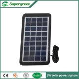 outre du système d'alimentation solaire de réseau pour tout le pays