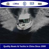 Barco de pesca 640 da cabine