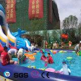 Раздувной бассеин PVC плавательного бассеина 2016 для детей LG8100