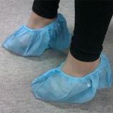 Couverture bleue non-tissée Shoecover remplaçable de chaussure