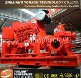 Nfpa20 150gpm~1000gpm Dieselmotor-Feuerlöschpumpe