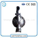 Pomp van het Diafragma van de Overdracht van het Parfum van het roestvrij staal de Lucht In werking gestelde Dubbele