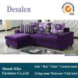 Nuevo sofá del modelo de la llegada, sofá de la tela del diseño simple (2018)