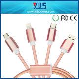De mobiele van de Telefoon Kabel USB2.0 van usb- Gegevens Mannelijke Kabel voor iPhone6