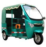 Alta qualidade Three Wheels Passenger Electric Tricycle Made em China
