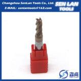 HRC45 / 55/60/65 Mineur à carbure solide pour usinage CNC