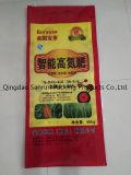 Zak BOPP voor Fertiizer, Suiker, Cement, Zand, Rijst