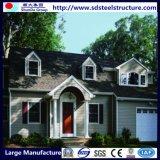Het modulaire Lichte Huis van de Villa van het Staal met Aangepaste Grootte en Stijl