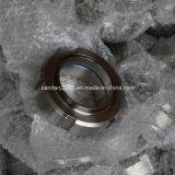Санитарное соединение струбцины нержавеющей стали для штуцеров трубы