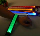 夜ランナーのための2016の新しい方法LED非難のブレスレット