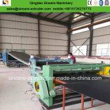 Linha de produção da folha do HDPE dos PP do PE/máquina plástica da extrusão da folha