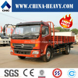 Numéro 1 capitaine de vente chaud 125 HP 5 de Dongfeng - camion léger de cargaison de tonne
