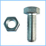 높은 Quanlity DIN 931 Nut Bolt 또는 Hexagon Bolt