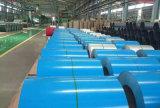El color del material de construcción de los productos de acero cubierto galvanizó la bobina de acero