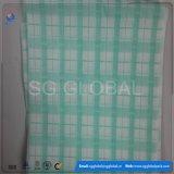 Tissu non-tissé coloré de Spunlace pour les chiffons humides